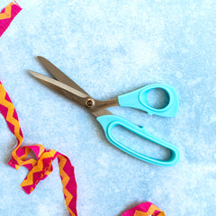 Ragged Life Rag Rug Scissors