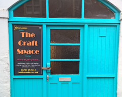 A Ragged Life workshop venue at The Craft Space in Trowbridge Wiltshire