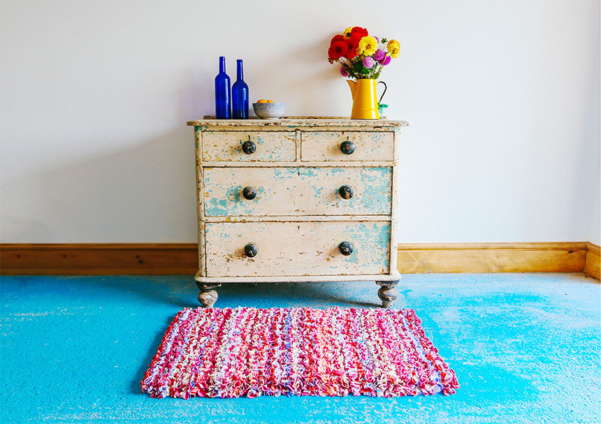 Start a rug in our full day class