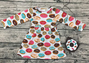 Donut Lover Dress - In The Limelight