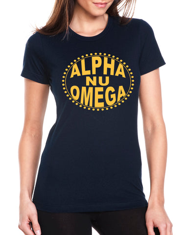 Sorority Circle Tee - In The Limelight
