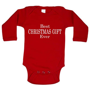 Best Christmas Gift Ever Onesie - In The Limelight