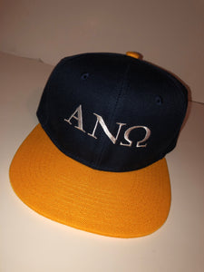 Alpha Nu Omega Two-tone Snapback - In The Limelight