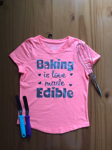Baking is Love - In The Limelight