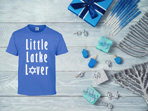 Little Latke Lover Shirt - In The Limelight