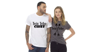 Twin Tribe Chief Dad Shirt - In The Limelight