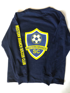 WBSC Youth Long Sleeve Shirt - In The Limelight
