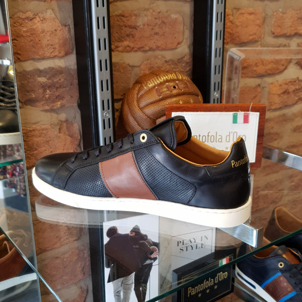 Sorrento Uomo Low Black