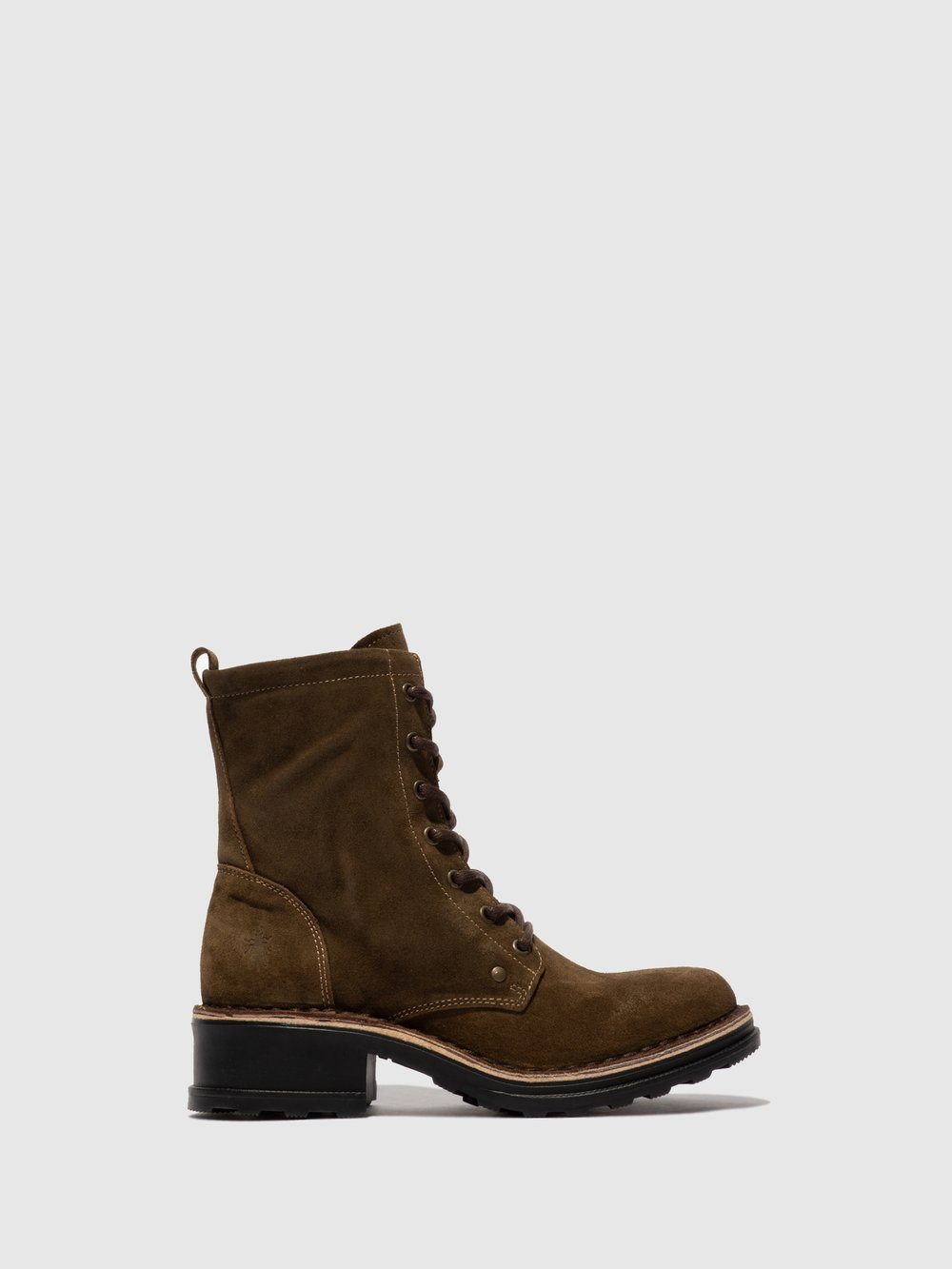 Fly London Thor Sludge Oil Suede Boot