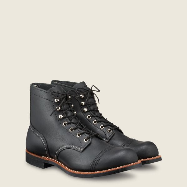 8084 Iron Ranger Black