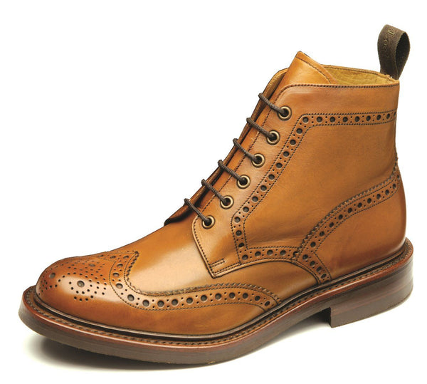 Bedale Tan Boot