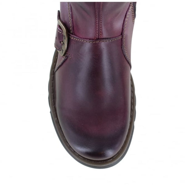 Fly London Mes Rug Purple Boot