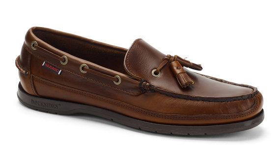 Ketch Oiled Leather Brown