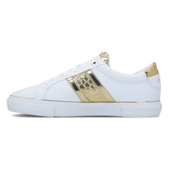 Guess grayzin active white/gold trainer