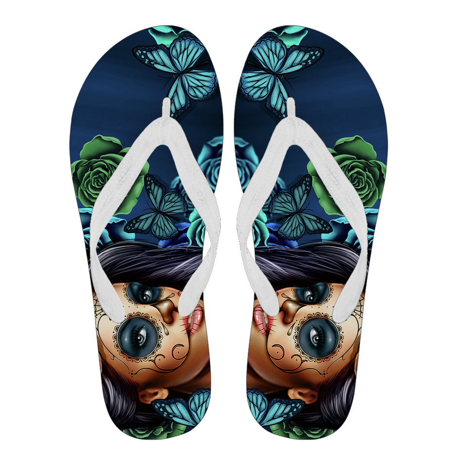 Check Out These Awesome Flip Flops. Add 8.00 For  Express Shipping