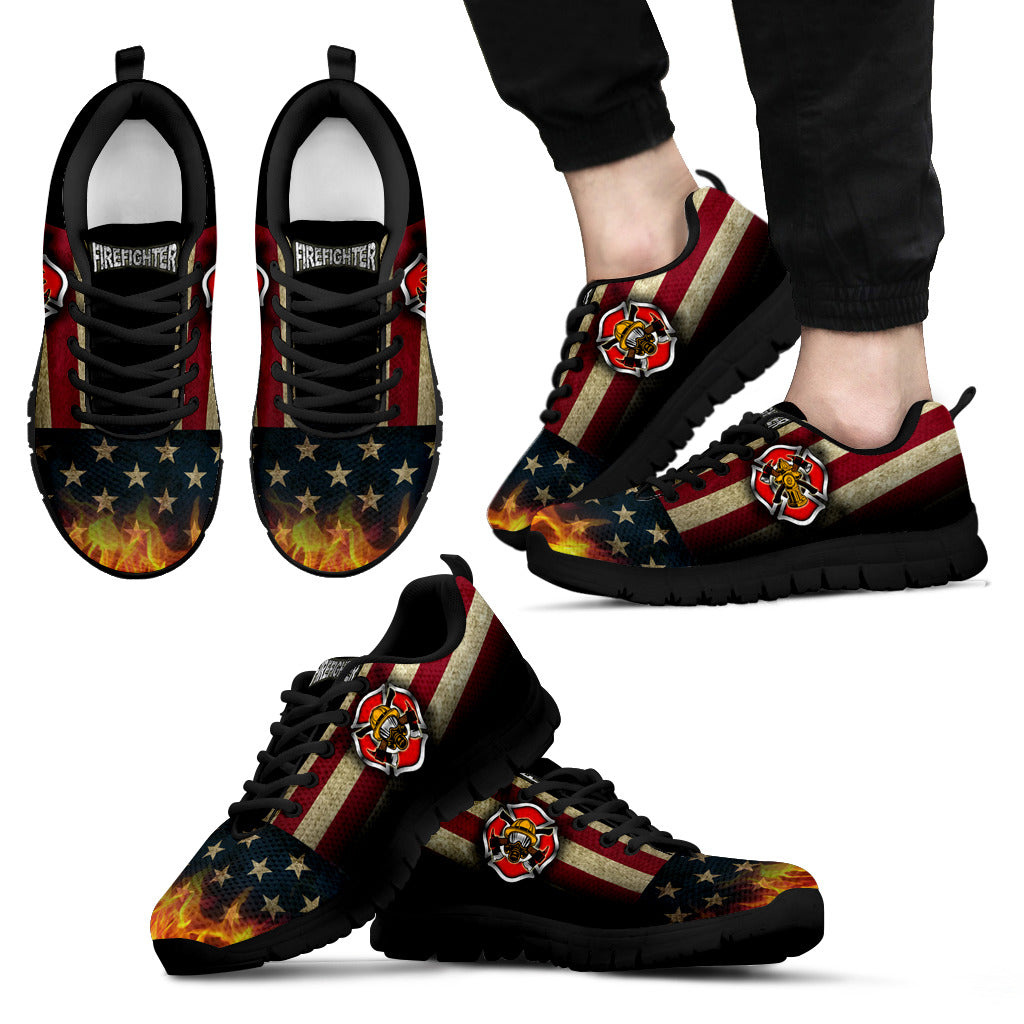 Fire Fighter Shoes