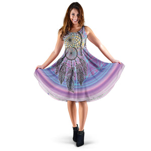 Chakra Dreamcatcher Dress