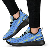 Upstream Expedition Blue Ridge Mesh Knit Sneakers