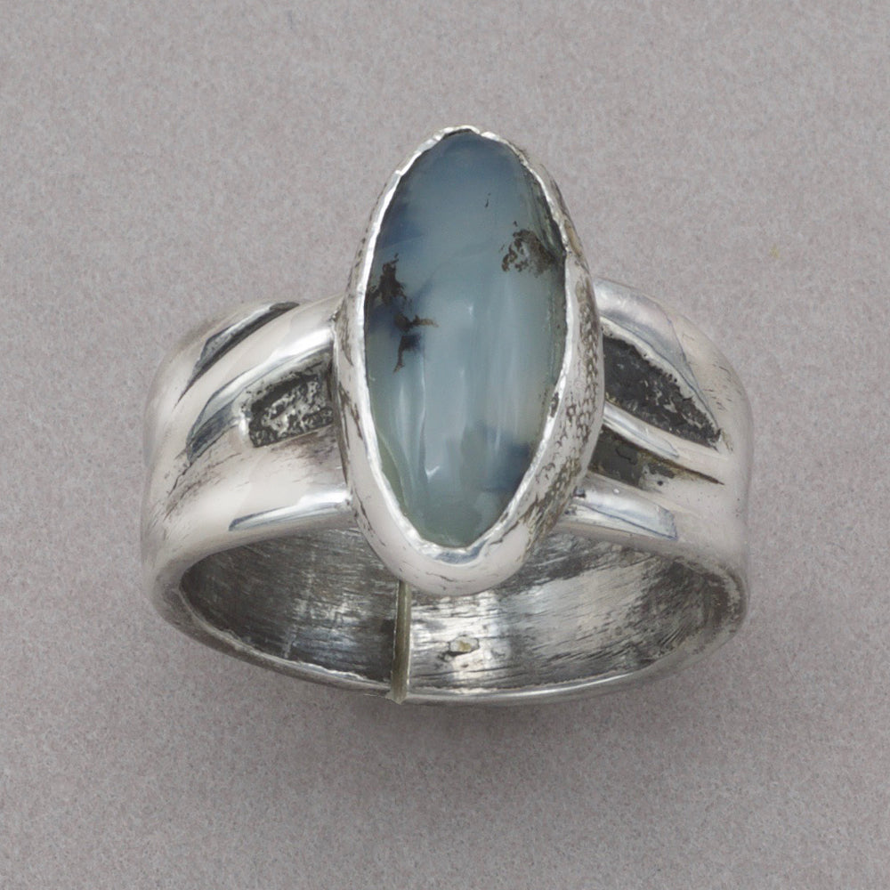 Jim Kelly Peruvian Opal Ring