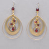 JMR Planetary Orb Earrings
