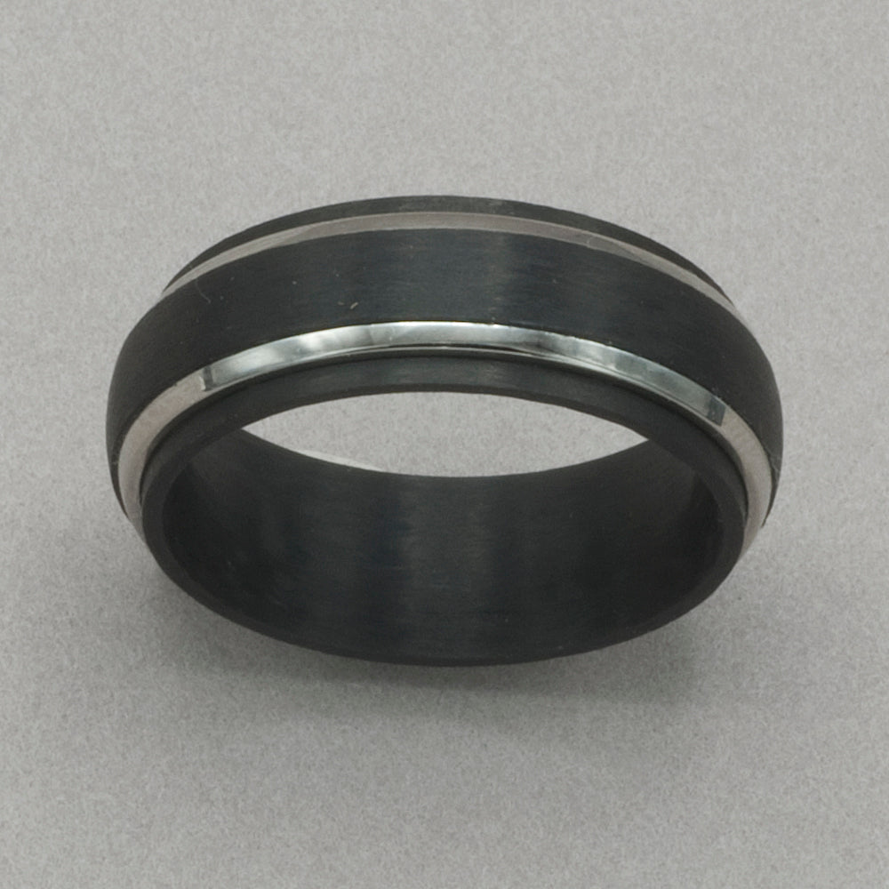 Italgem Carbon Fiber Ring