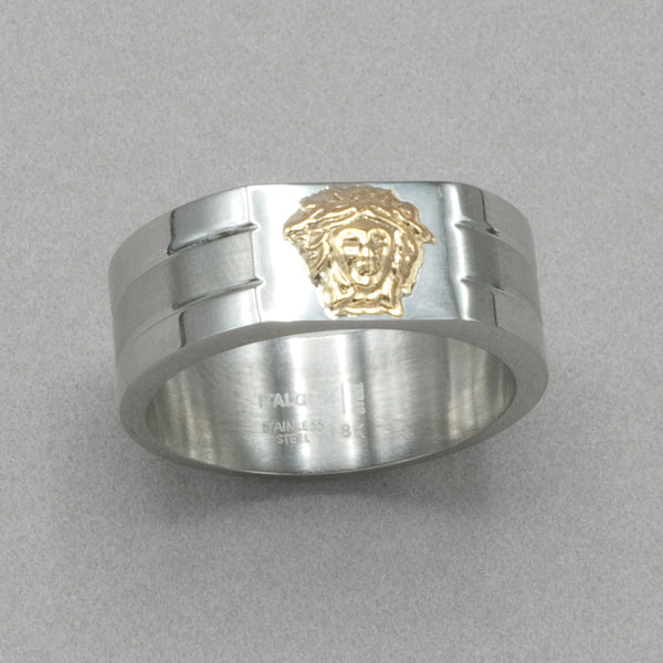 Italgem Lion Head Ring