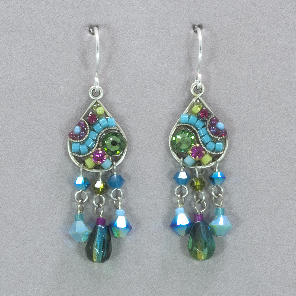 Firefly Mosaic Earrings