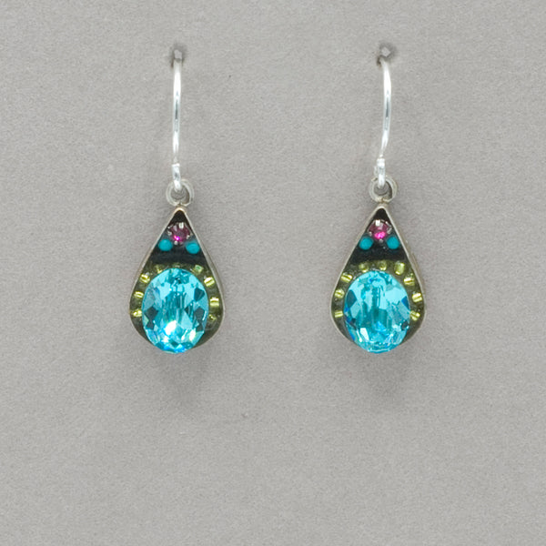 Firefly Crystal Drop Earring