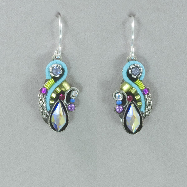 Firefly Lily Organic Earrings - Soft