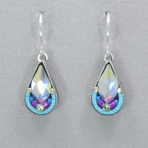 Firefly Lily Drop Earrings - Soft