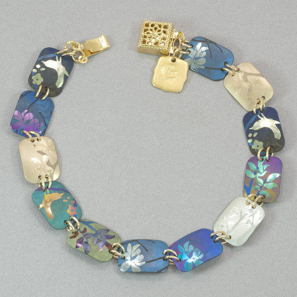 Holly Yashi Garden Delight Bracelet - Multi