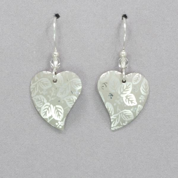 Holly Yashi Healing Heart Earrings