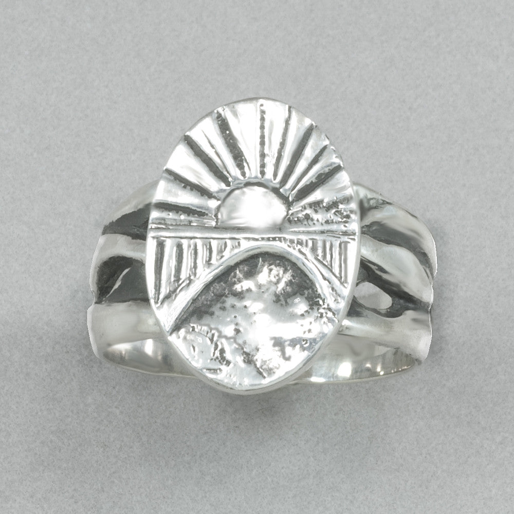 Jim Kelly Rainbow Bridge Ring