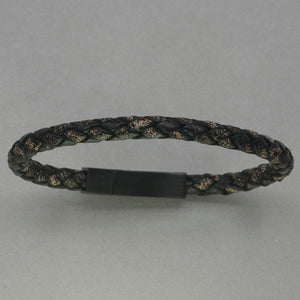 Italgem Vintage Leather Bracelet