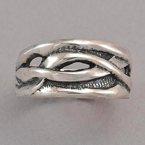 Jim Kelly Sterling Silver Ring