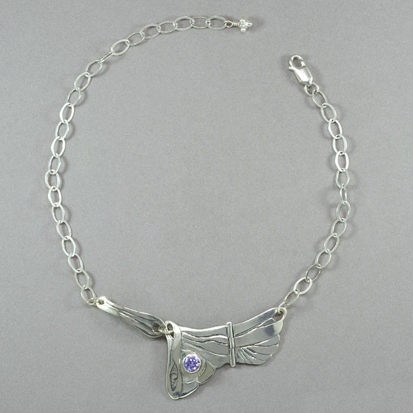 "Jim Kelly ""Mercury's Wing"" Anklet"