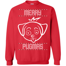 Merry Pugmas 1 - Christmas Sweaters