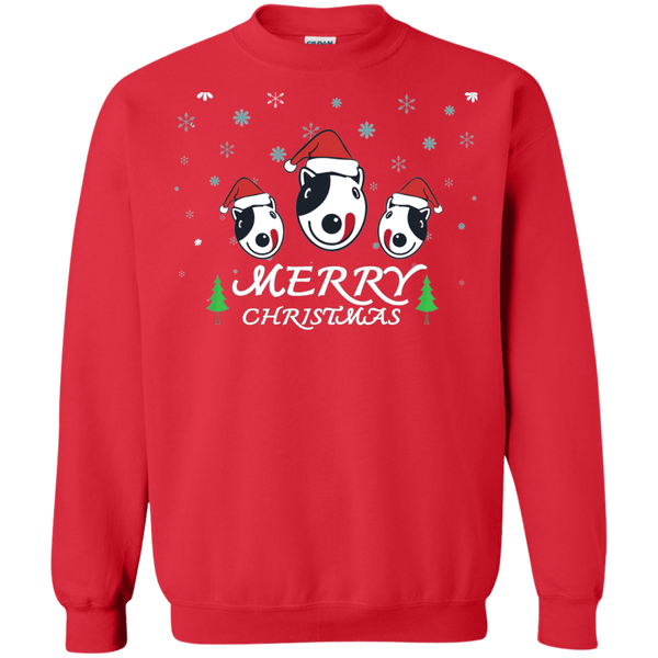 Merry Christmas Dogs - Christmas Sweaters