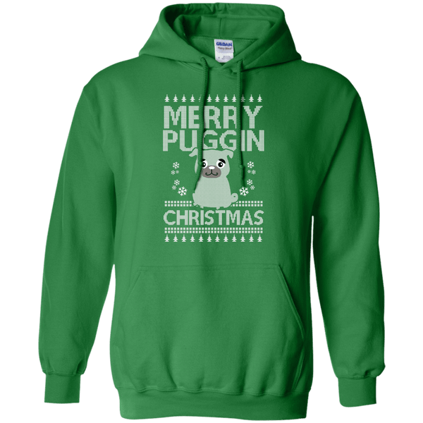 Merry Puggin Christmas Sweater