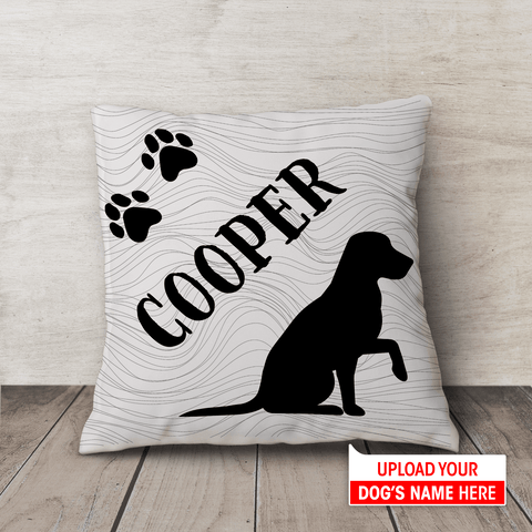 Dog Shape... | Pillow