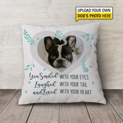 You smiled | Pillow