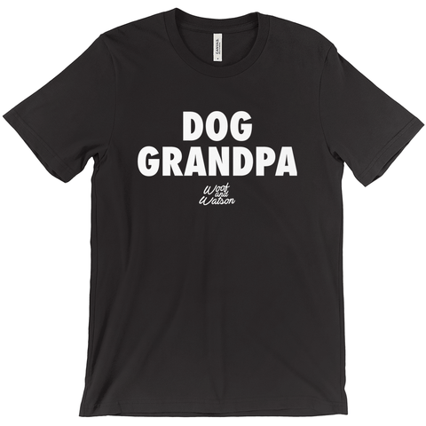 Dog Grandpa Apparel