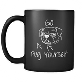 go pug yourself mugs