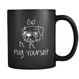 go pug yourself mug