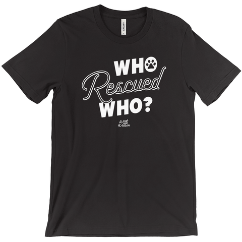 Who Rescued Who Apparel