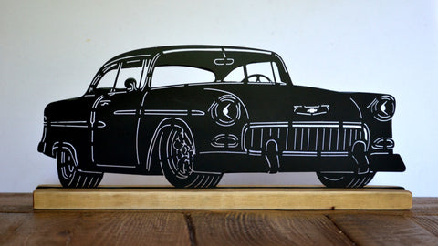 1955 Chevy Art