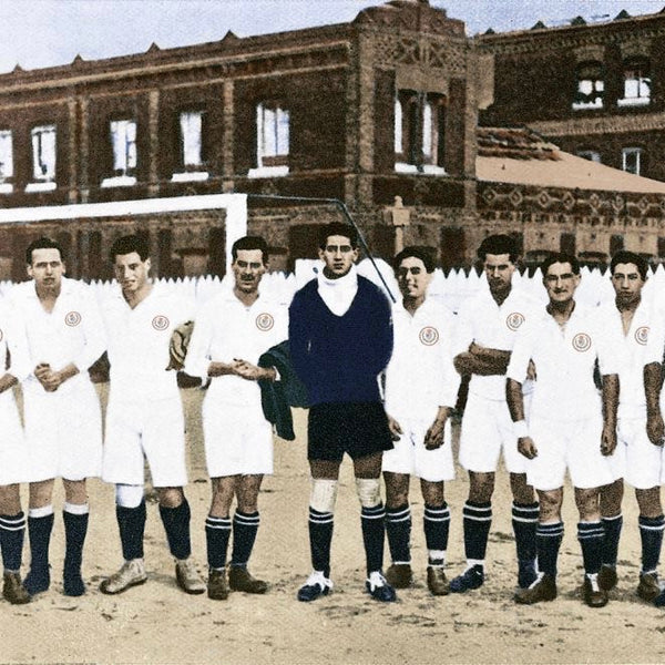 A spotless history: The football jersey