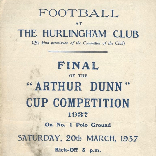 10 Facts About The Arthur Dunn Cup