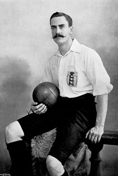 Billy Moon, Football Archive, Corinthian 1882