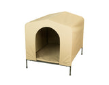 PortablePET® HoundHouse Elevated Kennel UPC 661588030942, UPC 661588030959, UPC 661588030966, UPC 661588030973 - A Doggie's Home